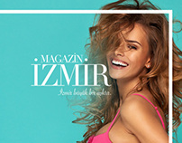 Magazinizmir.com Redesign