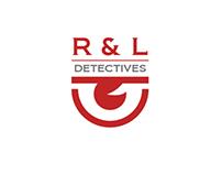 "#DESIGN // R&L Detectives ""Branding"""