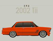 BMW 2002 Tii Colour Series