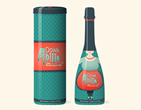 Dona Adília // Branding and Packaging