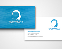 "#DESIGN //vadevincle ""branding"""
