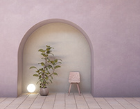 Shades of Pink // CGI