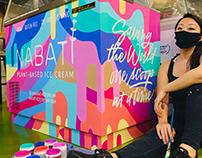 Nabati Freezer Mural