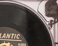 Vinyl Catalog: Sounds of the 60's & 70's