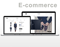 E-commerce Men's Fashion