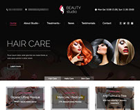 Beauty Salon Mock-up