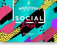 "Poster para ""Social Fest"""