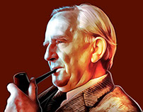 Tolkien Festival 2015 Poster
