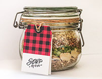 Soup Opera - Soup in a jar