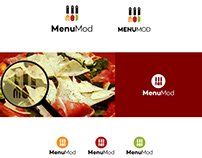 Branding logo for restaurant Menu Mod