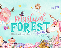 The Mystical Forest Bundle