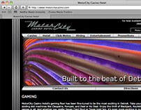 MotorCity Casino Hotel - Expansion Website