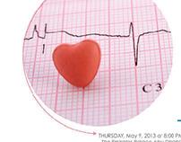 Poster Design: Healing Hearts