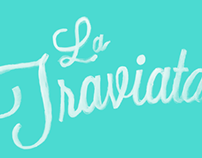 La Traviata logotype