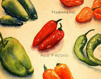 Georgia Organics Posters
