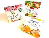 Organic Bath Company Labels