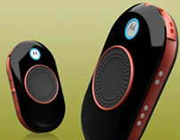 Motorola CLP Two-Way Radio