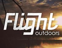 Flight Outdoors Branding