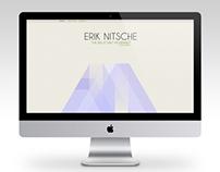 Erik Nitsche Web Design