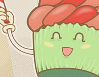 Natal Cupcakeando