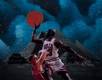Jordan VS the Universe