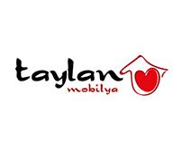 Taylan Mobilya Logo Çalışması