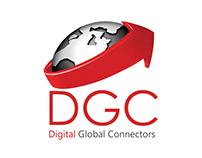 """DGC"" logo project (Different logo options I designed)"