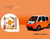 Mia Lumia Proposition de campagne.