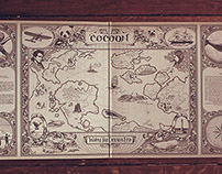 Cocoon Gatefold LP (2011)