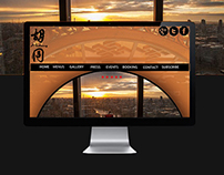 Web Design - Hutong Restaurant London