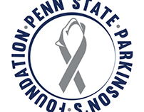 Penn State Parkinson's Foundation Logo