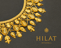 Hilat Jewelry Branding and Design
