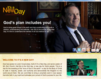 It's A New Day | itsanewday.tv website