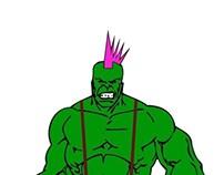 Punk Hulk