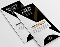 Creative Studio 3fold Brochure