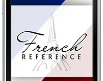 French Reference iPhone App Prototype
