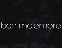 Ben McLemore 'ACTIONS SPEAK LOUDEST'