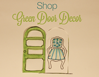 Green Door Decor Commercial