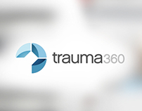 Trauma 360 Logo & Website