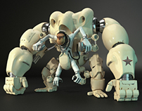Russian Ape