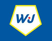 Logo design 'Vrienden van FC Weesp'