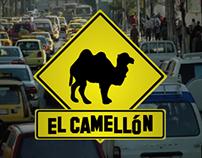 """identidad """"EL CAMELLÓN"""" para CAPITAL 21"""