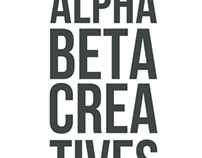 Alpha Beta Promotional Imagery