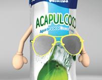 Prototipo de botarga para Acapulcoco