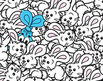Anúncio de Páscoa (Easter Ad)