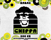 CHIPPANZE typeface