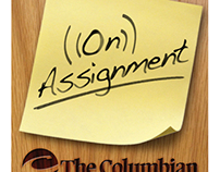 On Assignment Podcast Icon