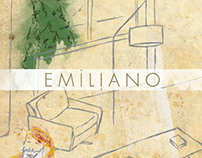 Christmas Card - Hotel Emiliano