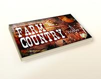 Farm Country Radio - Branding Design