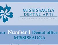 Missisauga Dental Flyer